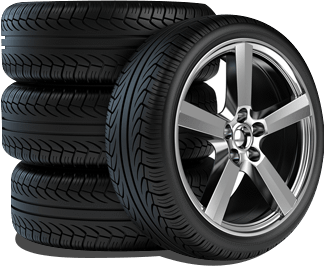 stack of tyres - Affordable Tyres, MOT & Car Servicing at Autofit, West Sussex
